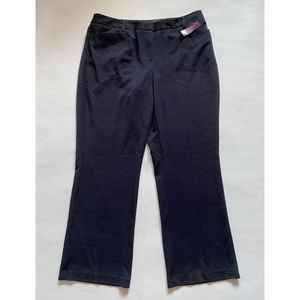 NWT Lane Bryant Houston Classic Relaxed Trouser
